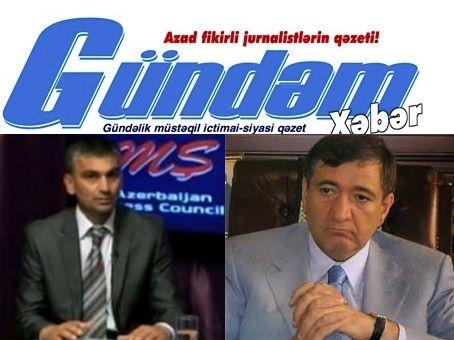 """""""Gündəm  Xəbər"""" Vergilər Nazirliyini ifşa etdi"""