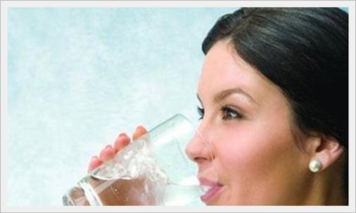 Su içmək arıqladır?