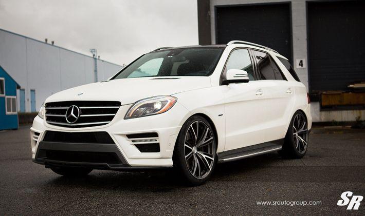 Yeni Mercedes ML550