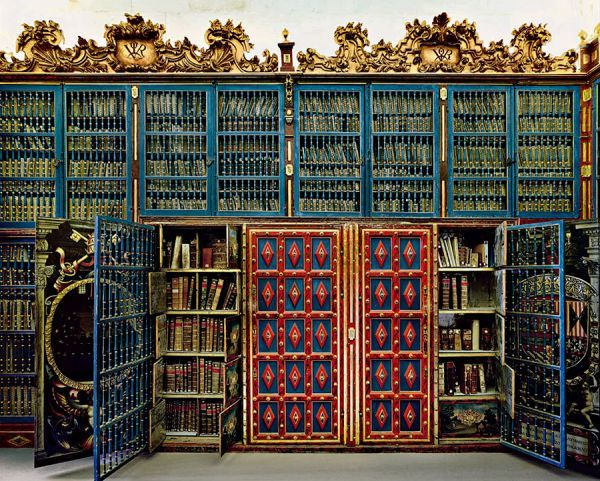 Ən gözəl universitet kitabxanaları