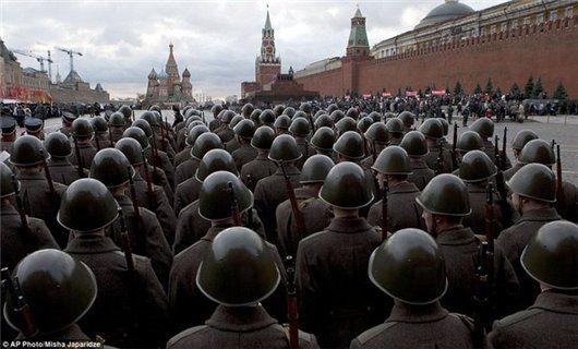 Dünyanın ən güclü 10 ordusu (Foto)