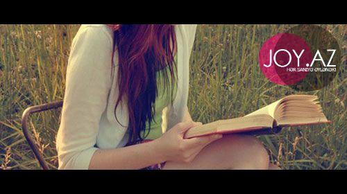 Kitablar və siz...