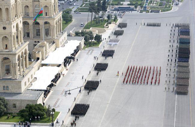 Azərbaycan Respublikası Silahlı Qüvvələri