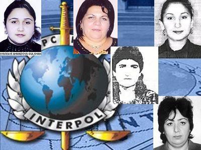 İnterpol-un axtardığı azərbaycanlı
