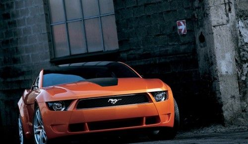 Ford Mustang (Photo)