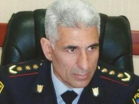 Səhlab Bağırov general oldu