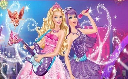 Barbi və Popstar Ada
