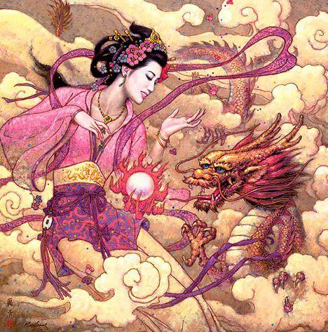 Повелительница зверей - Тридевятое Царство