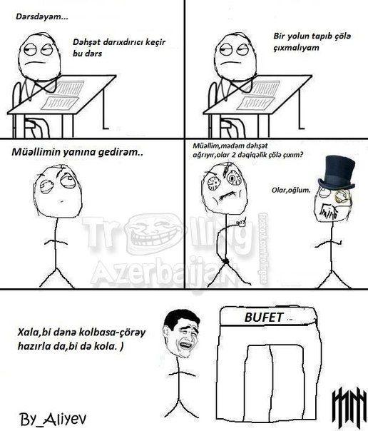 Trollin For Azerbaijan ;)
