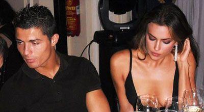 Ronaldo və İrina Şeyk evlənir