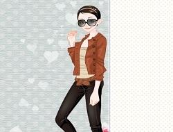 Barbi Moda Paltarları