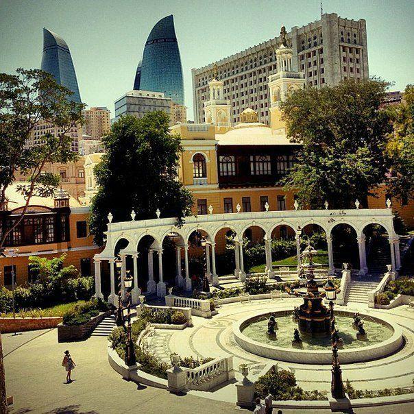 Азербайджан - Моя Родина