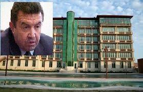 """Misir Mərdanovdan """"""""Olimpik Hotel""""-AÇIQLAMASI"""