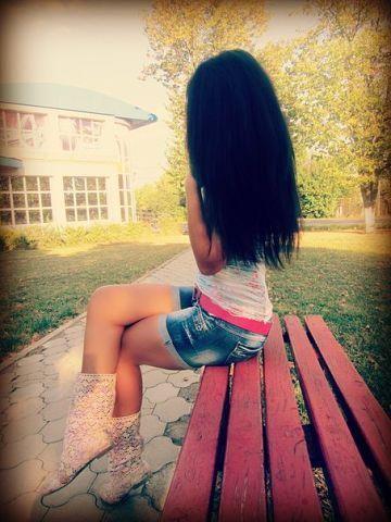 Фото для одноклассников девушки брюнетки без лица на аву