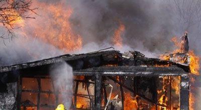 Bakı Dövlət Universitetinin tədris binası yandı