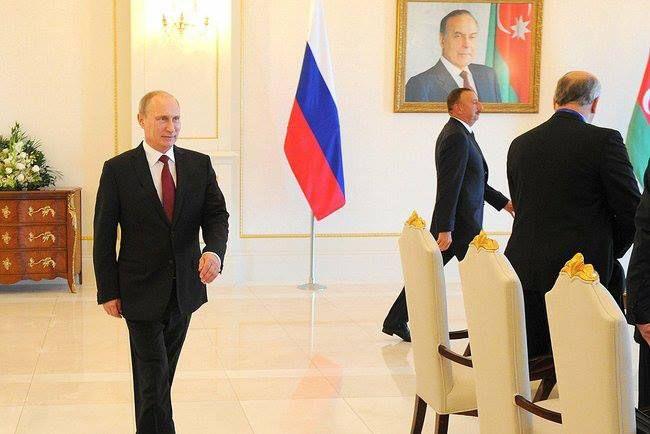 """Erməni qəzeti: """"Putin regionda ilk səfərini onun üçün maraqlı ölkəyə etdi"""""""
