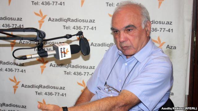 Cavanşir Quliyev: «Mən Azərbaycan dövləti üçün yoxam»