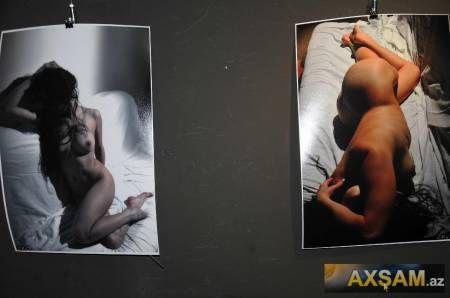 ANS-in aparıcısının erotik şəkilləri-Foto