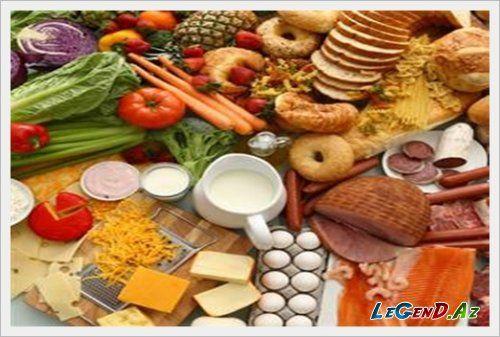 6 faydalı yemək