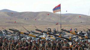 Ermənistan ordusu Naxçıvanla sərhəddə təlimə başlayır