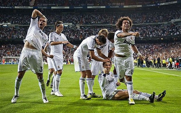 I ❤ Real Madrid