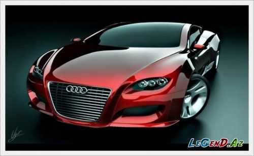 Yeni Audi Nanuk