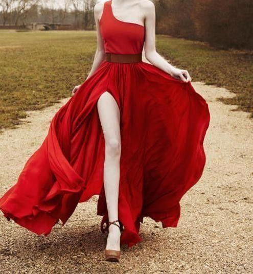 Qırmızı rəng sevənlərə