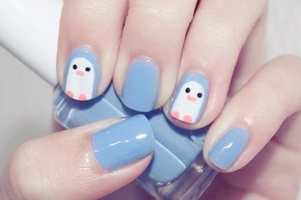 Mavi rəngi sevənlər üçün