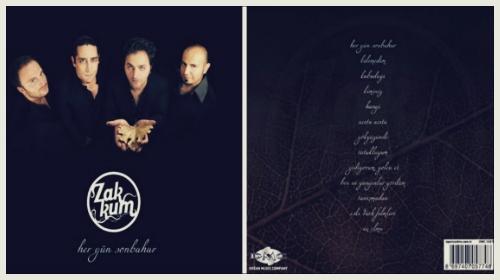 Zakkum - Her Gün Sonbahar  [2013 Full Albom]