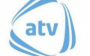 ATV-nin canlı yayımında qalmaqal - Video