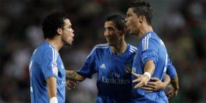 "Ronaldo ""Real""ı son anda xilas etdi - (Video)"