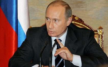 Putin dünyanı kimyəvi silahdan təmizləmək istəyir