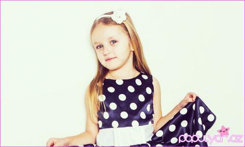 Qiz uşaqlarına 2013 - 2014 modası