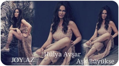 Hülya Avşar - Aşk Büyükse [2013 Full Albom]