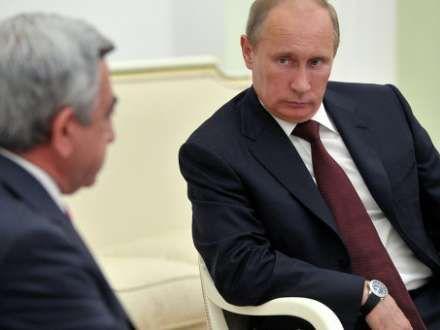 Sərkisyanın qumara meylliyindən Putin də xəbərdar imiş