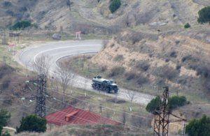 Ermənistandan Qarabağa 114 kilometrlik ikinci yol çəkilir