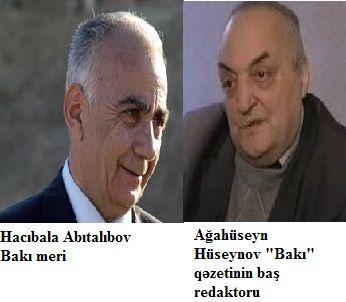 Abutalıbovun qəzetində xaos yaşanır