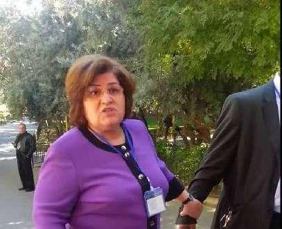Ziya Məmmədovun bacısı reketlik edir - (Video)