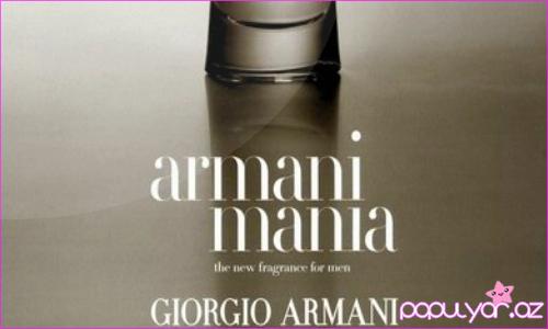 Bəylər üçün - Giorgio Armani