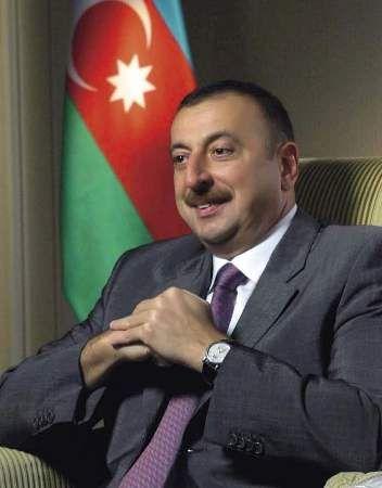Prezidentimiz Cənab İlham Əliyev
