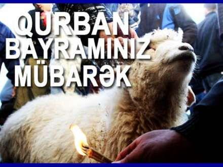 Azərbaycan Qurban bayramını qeyd edir