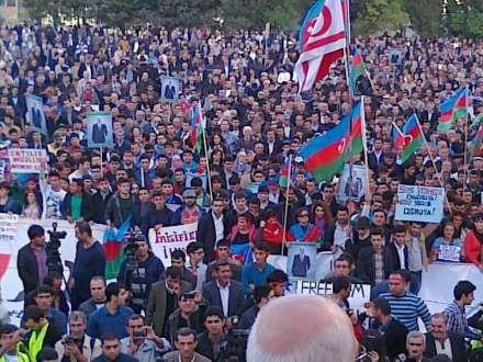 Milli Şuradan növbəti mitinq- 20 oktyabr