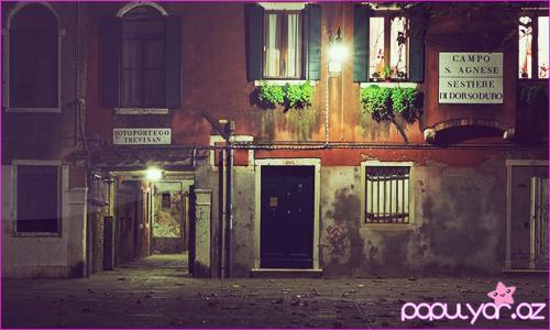 Venesiyada olanda
