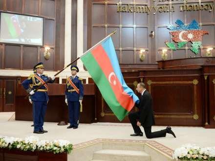 Morninqstar İlham Əliyevin inauqurasiyası ilə bağlı bəyanat verdi