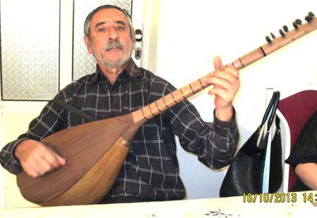 """Aşıq-sazbənd Kövrək Murad: """"Beş il aşıq Hüseyn Saraclıya qulluq etdim"""""""