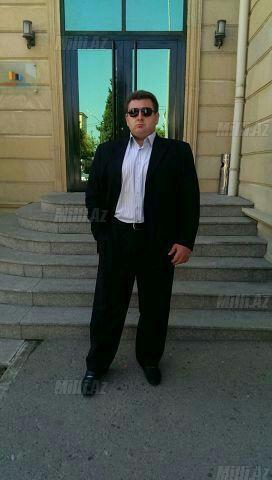 ANS-in meyiti tapılan işçisi Elşad Abdullayevin cangüdəni olubmuş (FOTO)