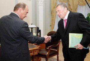 Putin Jirinovskini Kremlə çağırdı