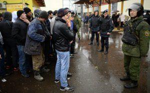 İlham Rəhimovun bazarında silah və narkotik axtarılır