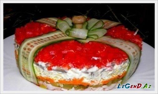 Hədiyyə salatı
