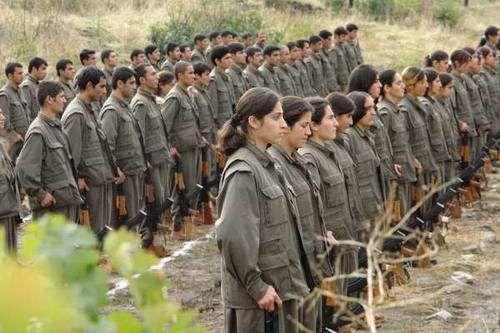 PKK yenidən Ərdoğana qarşı çıxdı